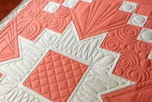 Machine Quilting I love