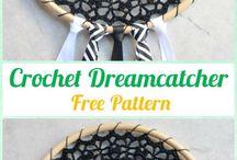 Crochet Dream catchers LCQ