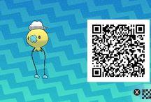 Pokemon QR
