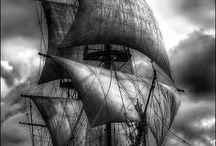 Segelschiffe / Segelschiffe aller Art