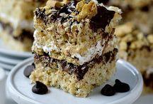 Brownies & Bars - Done