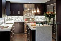 INSPIRING DESIGN - KITCHENS... / by Tammy Bolden