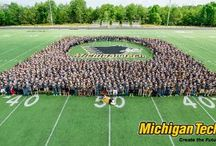Your First Year at Michigan Tech / Do you remember the day you stood on Sherman Field with fellow incoming Huskies? Visit the University Marketing and Communications hub to download a high-resolution copy of your first-year photo as a keepsake. http://www.mtu.edu/alumni/connect/networking/future-alumni/class-pictures/ If this is your first year, here's some help.