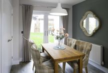 Littlecombe, Dursley / Interior inspiration from our new three bedroom Webster and Mirin Showhomes at Littlecombe.