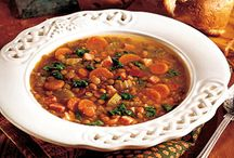 Much Soup for You! / Soup Recipes to Keep You Warm on Cold Fall and Winter Days