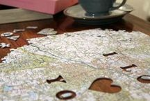 Map Gift Ideas / Mappy gifts for the map lover