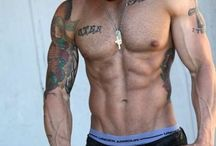 Men with tats