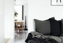 NEW DIGS || living/family room inspo