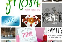 mother's day / gift ideas every mother would LOVE to receive on her special day!