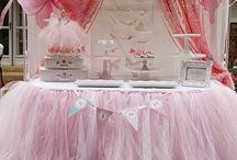 Party decorations ideas / by M.A.Z Photography