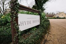 Hyde House wedding | Stow on the Wold