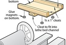 Woodturning / Woodturning tips, tools, and projects
