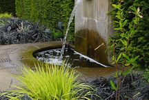 Architectural Water Features