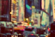 New York, my darling