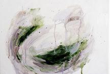 Morrow Studio / #art #abstractart #contemporaryart #palettes #paint #acrylic #canvas #fineart #artcollector #artwatchers #color