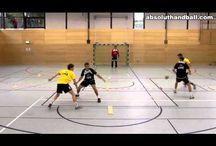 Antrenament handbal