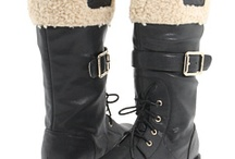 shoes and boots / by Debbie Phillips