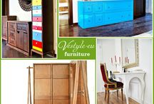 Unique house furniture / Furniture must have a personality as well as be beautiful.