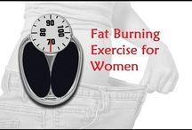 Fat Burning Exercise for Women