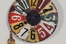 Craft License Plates / by Loree Horony