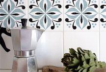 Decorating--BackSplash Ideas / backsplash ideas / by Pamela Raines
