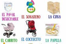 Vocabulario ELE / Importante para los alumnos aprender palabras nuevas constantemente!! Amplían su lenguaje hablado!!!