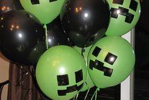 Birthday Party Ideas / by Jessie Newell-Janzen