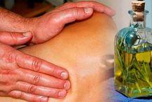 massagens com infusões