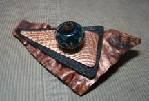 Metalsmithing / Handmade metal items - jewelry, vessels, and whatnot. / by FamilyonBikes Vogel
