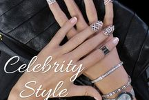Collection: Celebrity Style / Introducing a dazzling fashion forward collection to make your fingertips look and feel brilliant this season.  / by Secrets Shhh