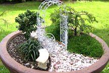Miniature garden ideas