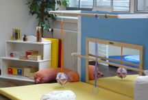 Play area Montessori