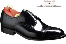 NEW Barker shoes Autumn & Winter 2013/14 / by A Farley Country Attire