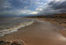 Seascapes / Sea views, coastal walks, beaches