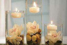 Bodas de Casamento / Bodas de cristal, de ouro, safira, seda, prata, couro, trigo, turquesa, etc. Veja dicas de planejamento e decoração!