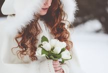 Thème mariage : l'hiver