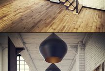 Industrial/Loft elements