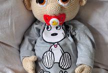 Baby+Puppy-Amigurumi