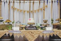 Our Wedding~Food / by Kelcey Edwards