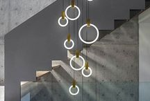 staircase lamp
