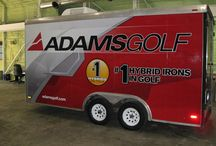 Adams Golf / Adams Golf, Inc. is a golf club manufacturer based in Plano, Texas.  In 1983 Barney Adams joined Dave Pelz Golf in Abilene, Texas. When Pelz's Preceptor Golf went bankrupt in 1988, Adams bought the assets and started Adams Golf. He moved the company to Dallas, Texas in 1991.