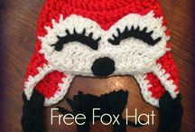 Crochet hats & neckware