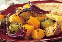 food/vegetables / by barbara miller