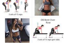 Exercises & Food