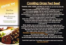 Grass Fed Beef Recipes / A few of our favourite recipes & tips for cooking the organic grass fed beef raised on Vibrant Farms located in southwestern Ontario near Kitchener-Waterloo in Baden.