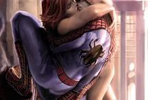 Comic Book Couples