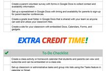 Google Apps for Education / GAfE