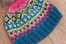 Knitting- Fair Isle & Other