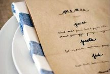 Menus / by Matchbook - Remember restaurants you love.