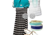 Outfits / by Amanda Hassell